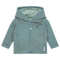 Foto van Haye jas/vest Noppies NOS grey mint