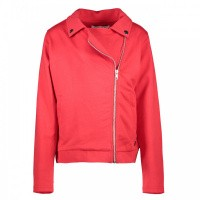 Foto van Alvera biker vest Cars girls red