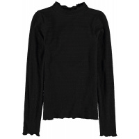 Foto van Shirt ls Garcia girls off black