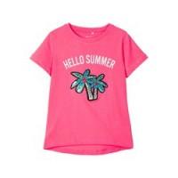 Foto van Josey Name It Kids Shirt calypso coral girls