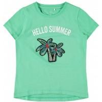 Foto van Josey Name It Kids Shirt spring bud