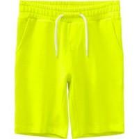 Foto van Vermos Name It Kids Sweat Short boys safety yellow