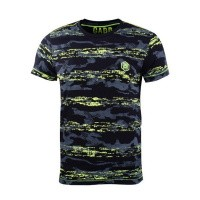 Foto van T-shirt print Gabbiano boys black