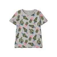 Foto van Jubbe Name It Mini Shirt boys grey melange