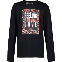 Foto van Daisy shirt ls Cars girls black