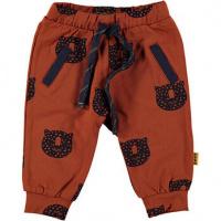 Foto van B.E.S.S Baby Broek Tiger boys rustty print