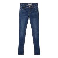 Foto van Polly Tecos 3399 skinny jeans Name It kids girls dark blue
