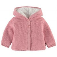 Foto van Cookevile Noppies Baby Vest/Jas girl blush