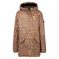 Foto van Mimi winterjas parka Cars girls brick