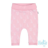 Foto van Broek 'giraffe' print Feetje girls pink