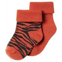 Foto van Blanquillo 2pck sokken Noppies LIMITED TO LOVE spicy ginger