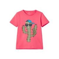 Foto van Jubbe Name It Mini Shirt boys calypso coral