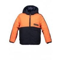 Foto van Winterjack Moodstreet boys orange/blue