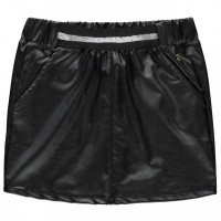 Foto van Malo leatherlook rok Cars girls black