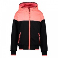 Foto van Bright zomerjas Cars girls fluor coral