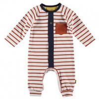 Foto van B.E.S.S Boxpak Pocket boys rusty striped