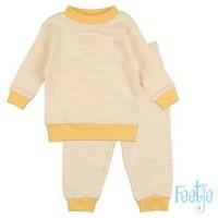 Foto van Pyjama Feetje yellow