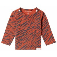 Foto van Yasumi shirt ls Noppies LIMITED TO LOVE spicy ginger
