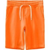 Foto van Vermos sweat short Name It kids boys shocking orange