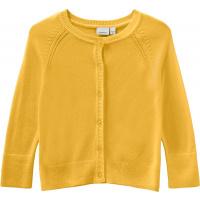 Foto van Vioni vest Name It mini girls spicy mustard