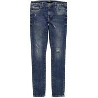 Foto van Pilou skinny jeans LMTD boys dark blue