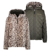 Foto van Jaysee reversible winterjack Cars girls army/panter
