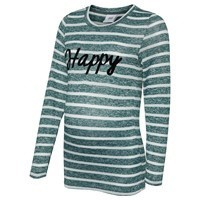 Foto van Mille Mama Licious Shirt stripes snow white