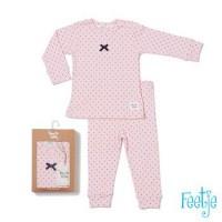 Foto van Feetje Pyjama Dots Doreen roze girls