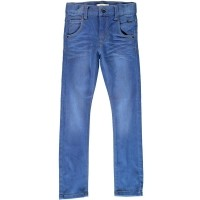 Foto van Clas x-slimfit jeans Name It kids boys medium blue