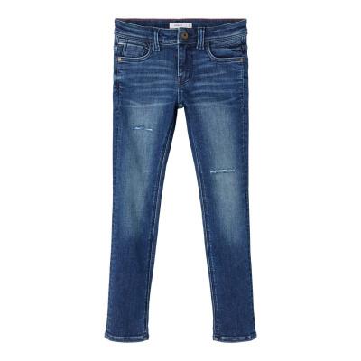 Theo Tartys 3450 x-slimfit jeans Name It kids boys dark blue