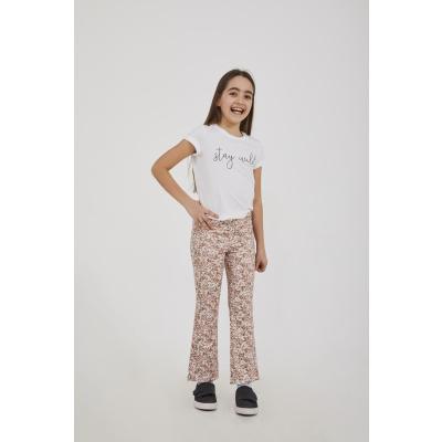 Nicowe stay wild t-shirt LTB girls white