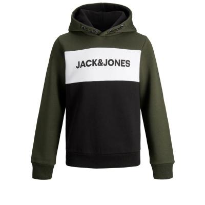 Elogo blocking hoodie Jack&Jones boys fores night