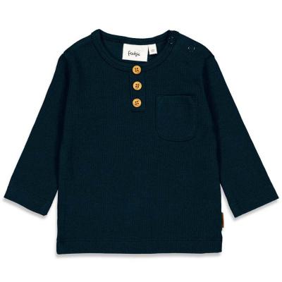 Feetje Baby Shirt King of Cool boys navy