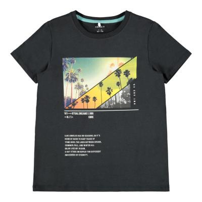 Haben Name It Kids Shirt boys black