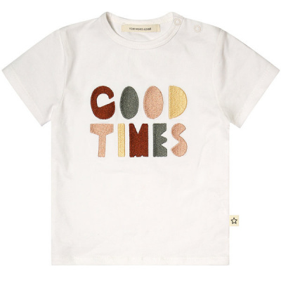 Good times t-shirt Your Wishes offwhite