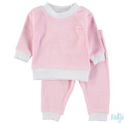 Feetje pyjama pink