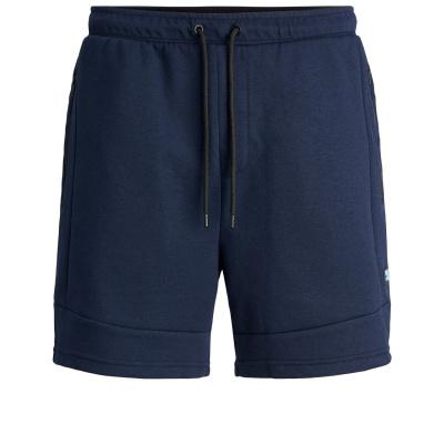 Iair Sweat Short Jack & Jones boys navy blazer