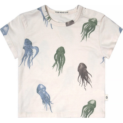 Jellyfish t-shirt Your Wishes multicolor