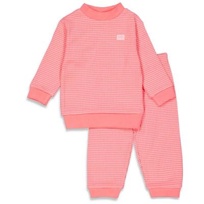 Feetje Wafel Pyjama pink summer special