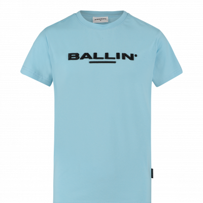 T-shirt Ballin light blue