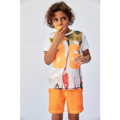Hafez Name It Kids Shirt boy bright white