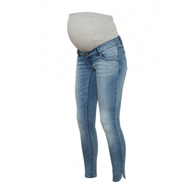 Laval jeans Mamalicious light blue