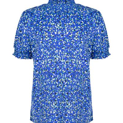 IBJ Shirt Panter girls princess blue