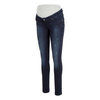 Katya jeans Mamalicious dark blue