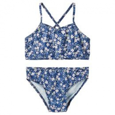 Felisia Name It Kids Bikini blue depths