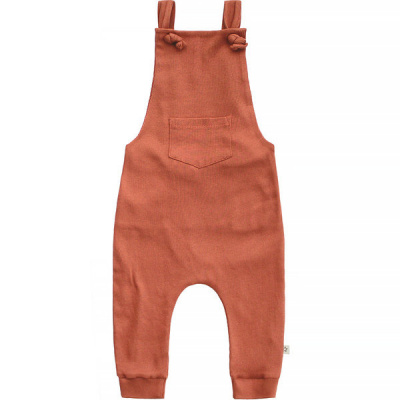 Dungaree Jumpsuit Your Wishes girls rib terra