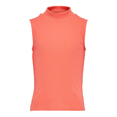 Nessa highneck top Kids Only girls living coral