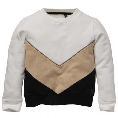 Sharon Levv Mini Sweater girls off white