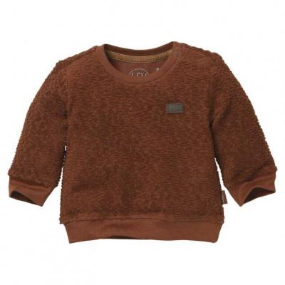 Ben sweater LEVV brown almond