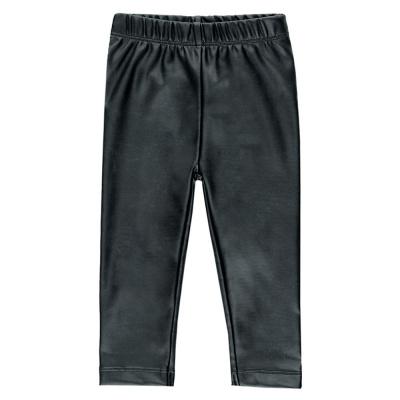 Legging leatherlook Feetje girls black